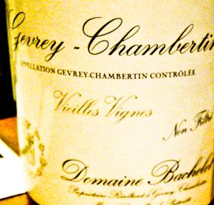 Bachelet Gevrey-Chambertin Vieilles Vignes, 2006-100