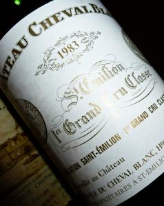 Cheval Blance, 1983 (100 von 1)