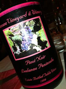 Giccone Pinot Noir, 1999 (100 von 1)