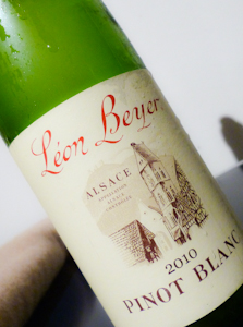 Leon Beyer Pinot Blanc, 2010 (100 von 1)