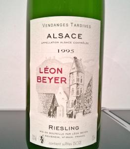 Leon Beyer Riesling VT, 1995 (100 von 1)