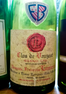 Francois Lamarch Clos de Vougeot, 1990 (100 von 1)