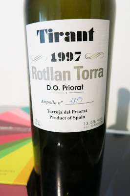 Tritant Rotllan Torra, 1997 (100 von 1)