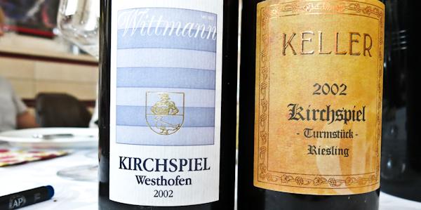 Oberhausen Riesling 2002 und 2003 Titel 2 (100 von 1)