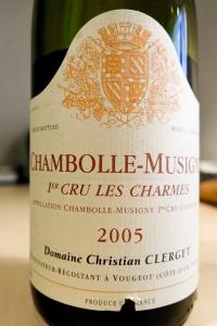 Clerget les Charmes, 2005 (1 von 1)