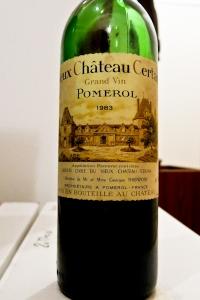 Vieux Château Certan 1983 (1 von 1)